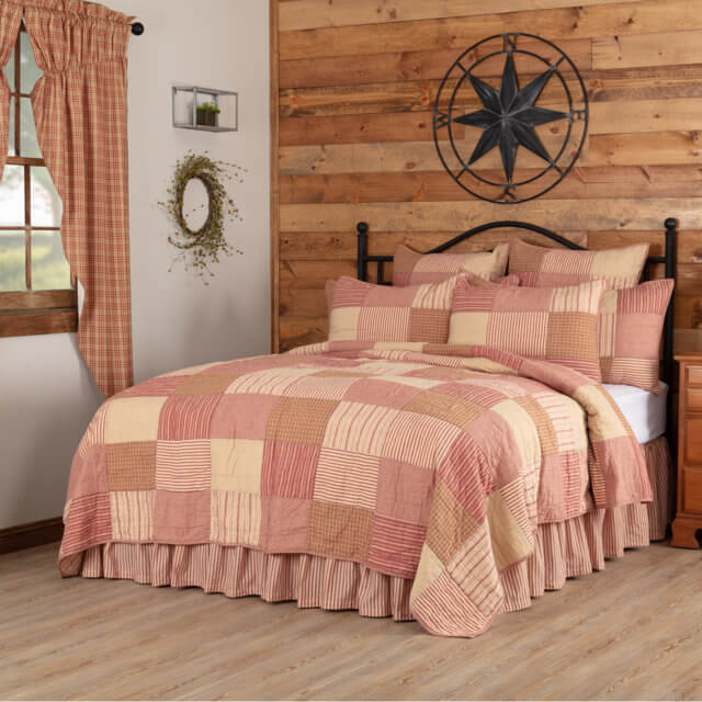 Sawyer Mill Red Bedding